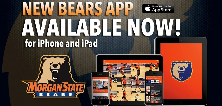 Morgan State Athletics Launches iPhone App - Morgan State