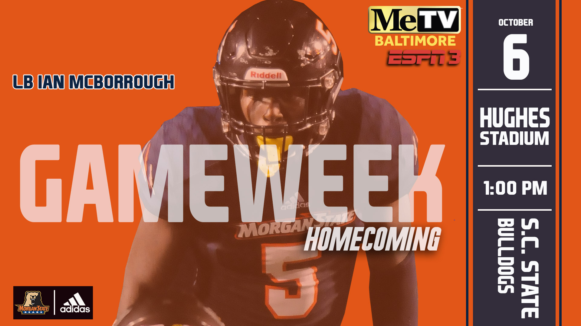 This Is Game Week  Morgan State vs. South Carolina State - Morgan ... 1f590eac5bef3