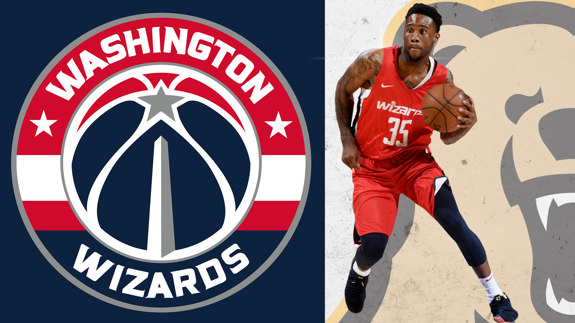 04b784f0263f Tiwian Kendley Signs Camp Deal with Washington Wizards - Morgan ...