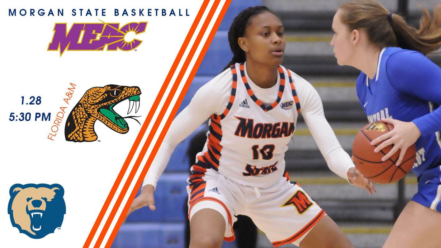 bc6d8301cc65 Women s Basketball Looks To Rebound Against FAMU - Morgan State ...