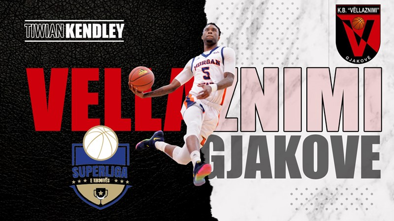 Former Bear Standout Tiwian Kendley Signs to Play in Kosovo - Morgan State University Athletics